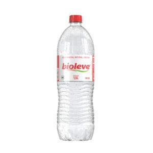 Água com Gás Bioleve Garrafa 1,5 L
